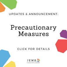 Notice: Precautionary Measures for Sever