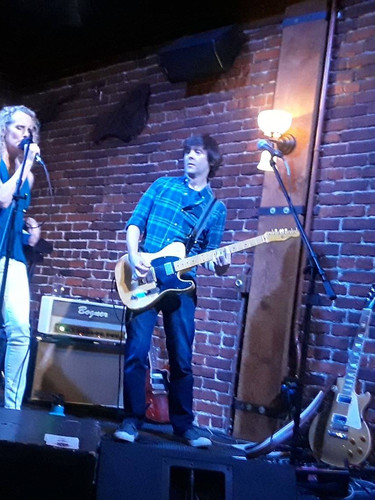 Electric Relic at the White Eagle, June 2018