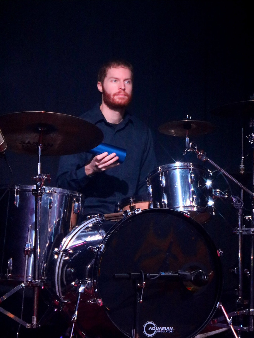 Sean Kenny - Drums