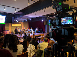 Greg Hill Foundation Speaker Series (Camera Package)