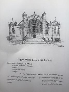 St. George's Chapel, Windsor