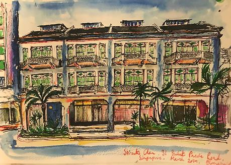Straits Clan, Singapore