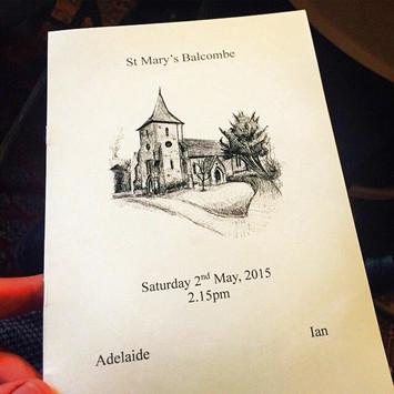 St. Mary's, Balcombe