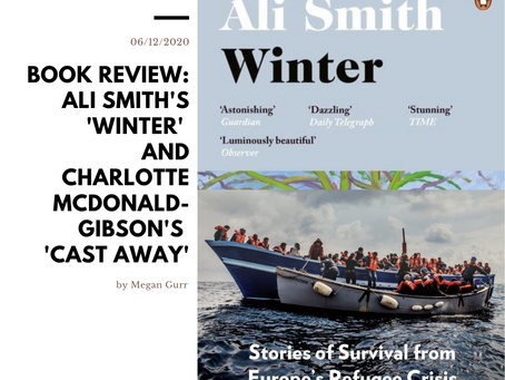 Book Review: Ali Smith's 'Winter' and Charlotte McDonald-Gibson's 'Cast Away'