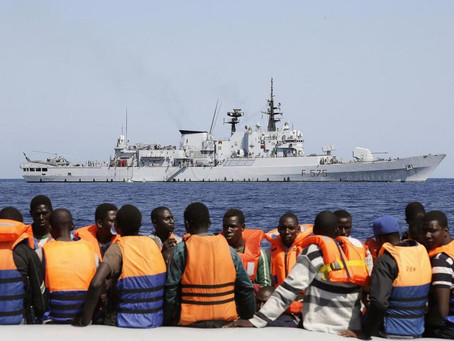 Debunking the 'pull factor': How many deaths will it take for a humanitarian migration policy?