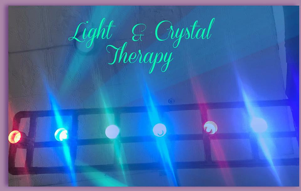 Crystal & Light Therapy