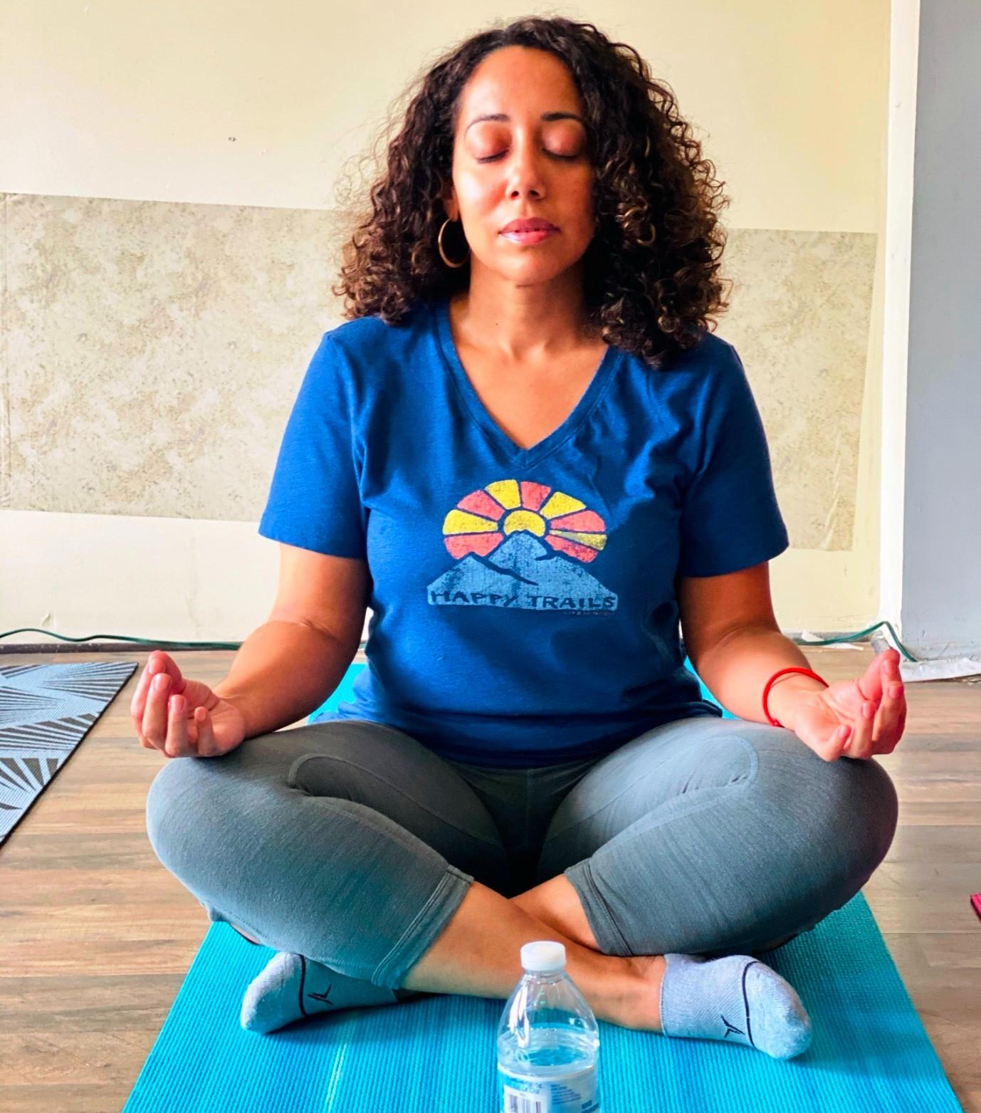 1 on 1 Meditation