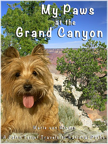 Grand Canyon children's book