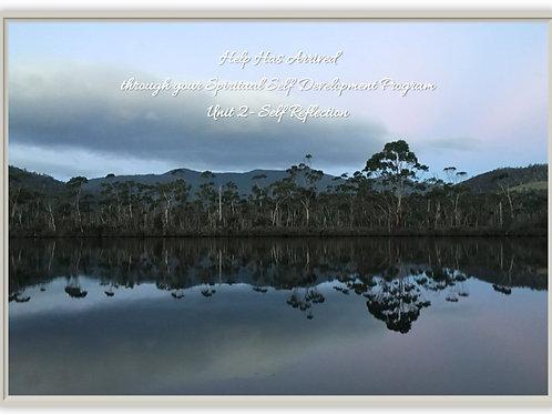 Unit 2 Spiritual Self Development Program  - Self Reflection