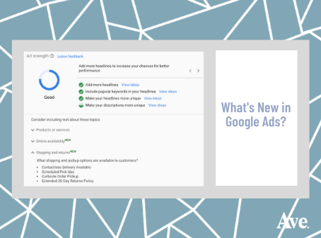 The Latest in Google Ads: New Updates to Know About