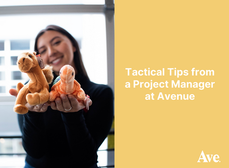 Tactical Tips from a Project Manager at a Digital Marketing Agency
