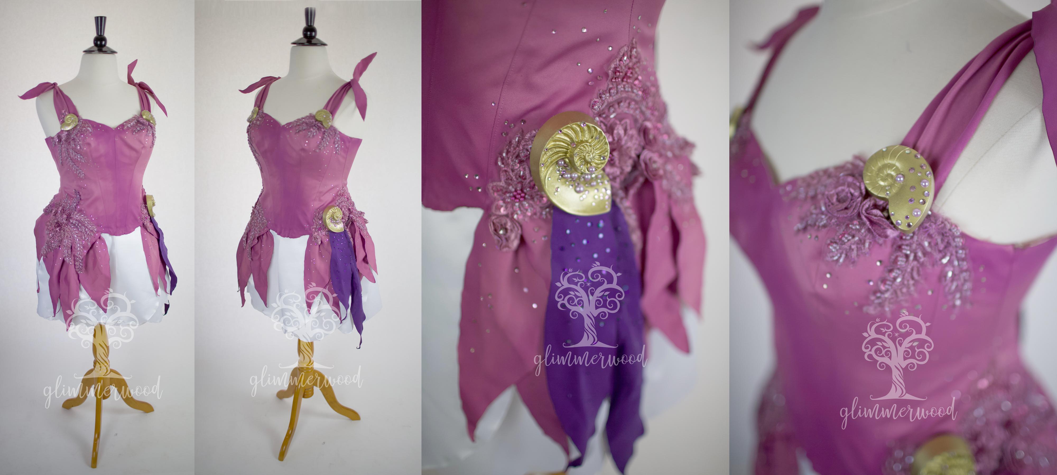 Megara as a Fairy