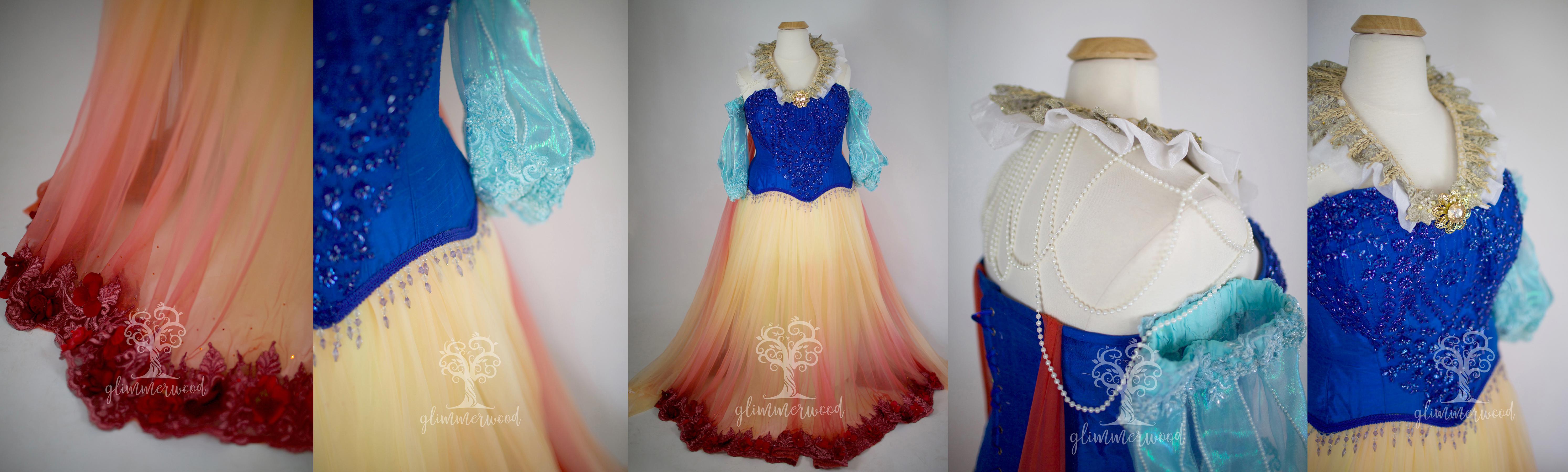 Hannah Alexander Snow White by Glimmerwo