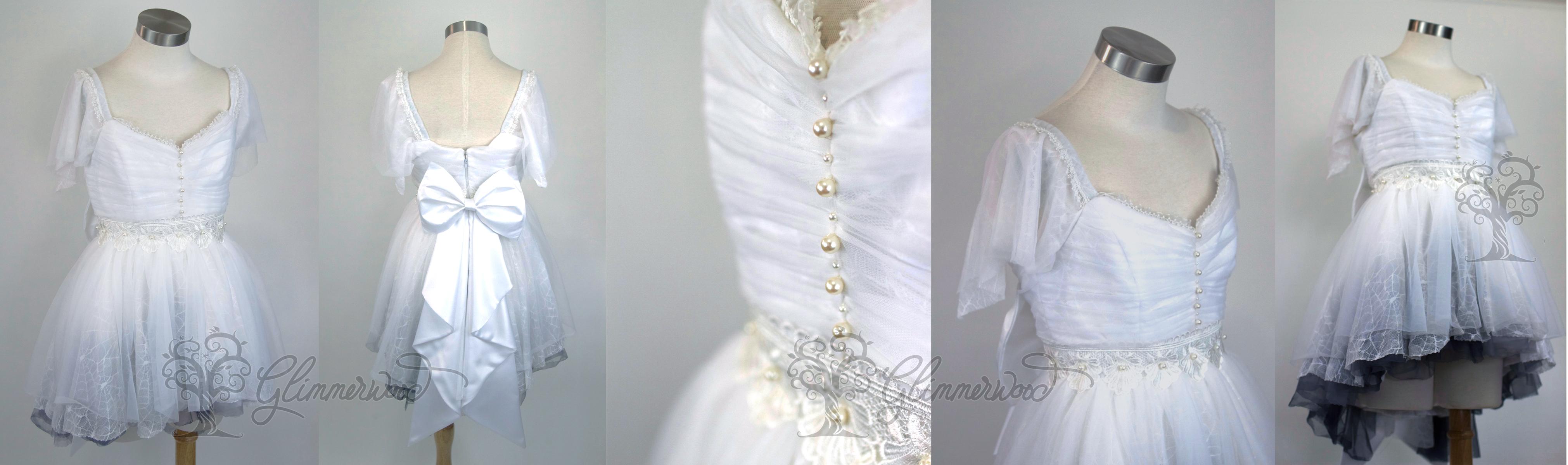 Bebe's Wedding Dress
