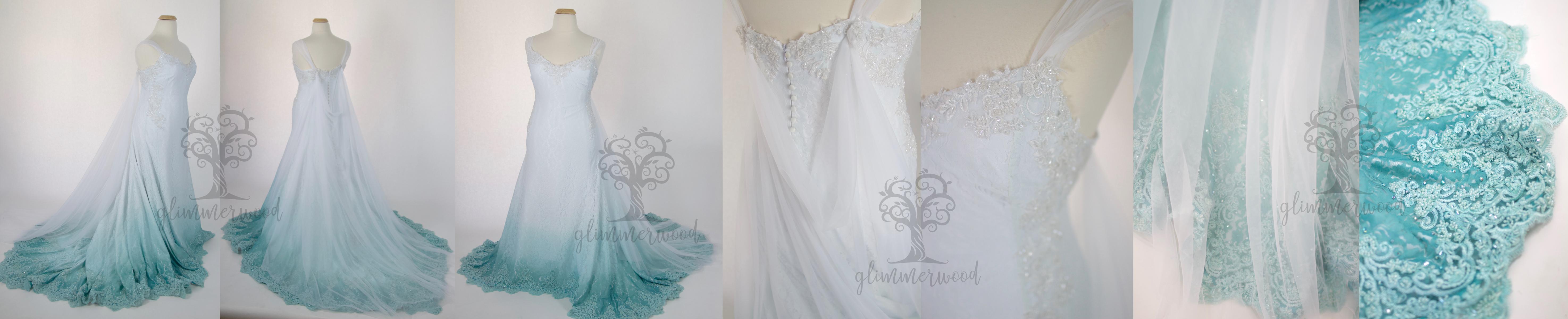 Jen's Wedding Gown