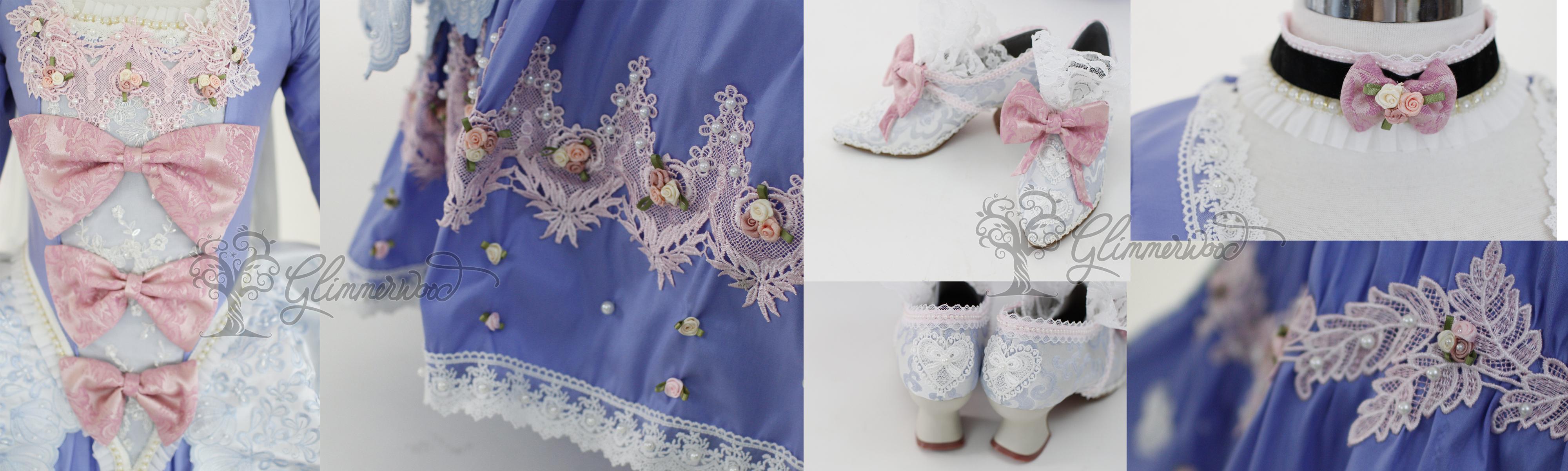 Rococo Cinderella Details