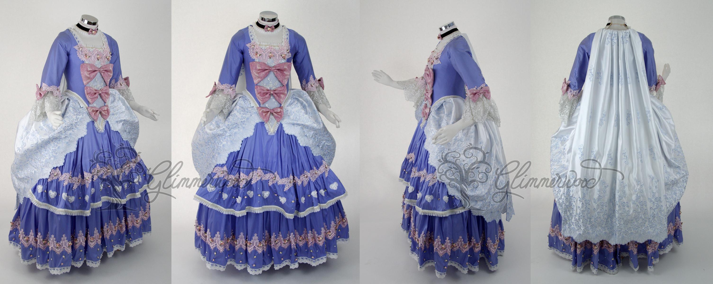 Rococo Cinderella