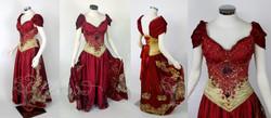 Red Jasmine Designer Doll