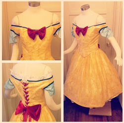 Snow White Party Dress
