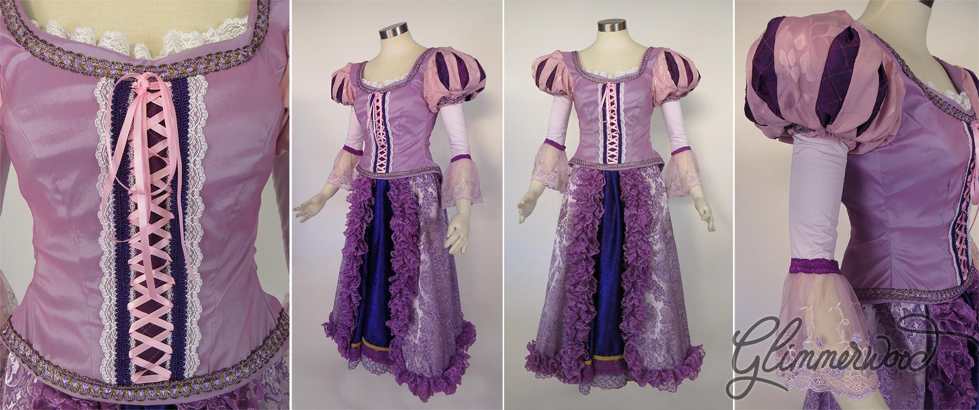 Ruffled Rapunzel