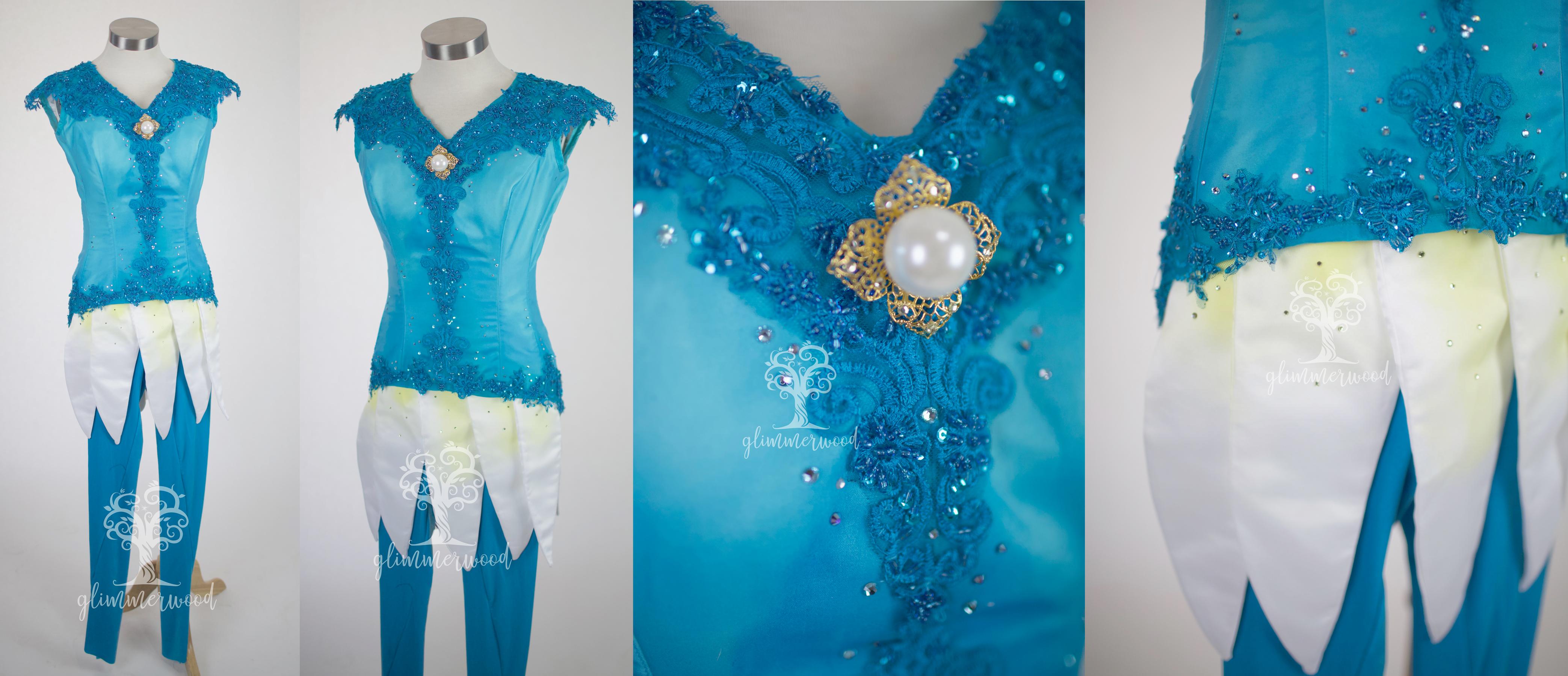 Jasmine as a Fairy