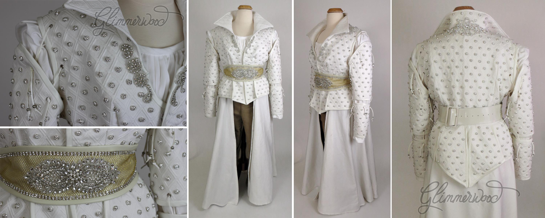 Snow White Battle Coat