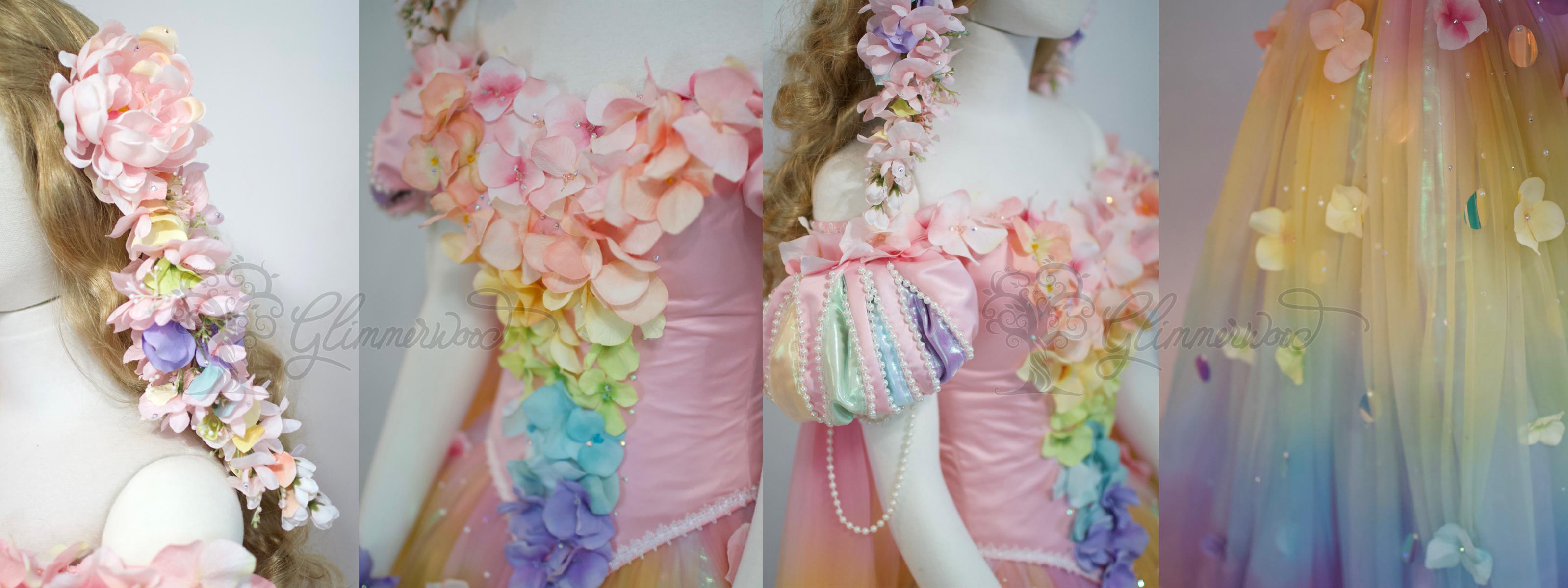 Rainbow Fairy Details