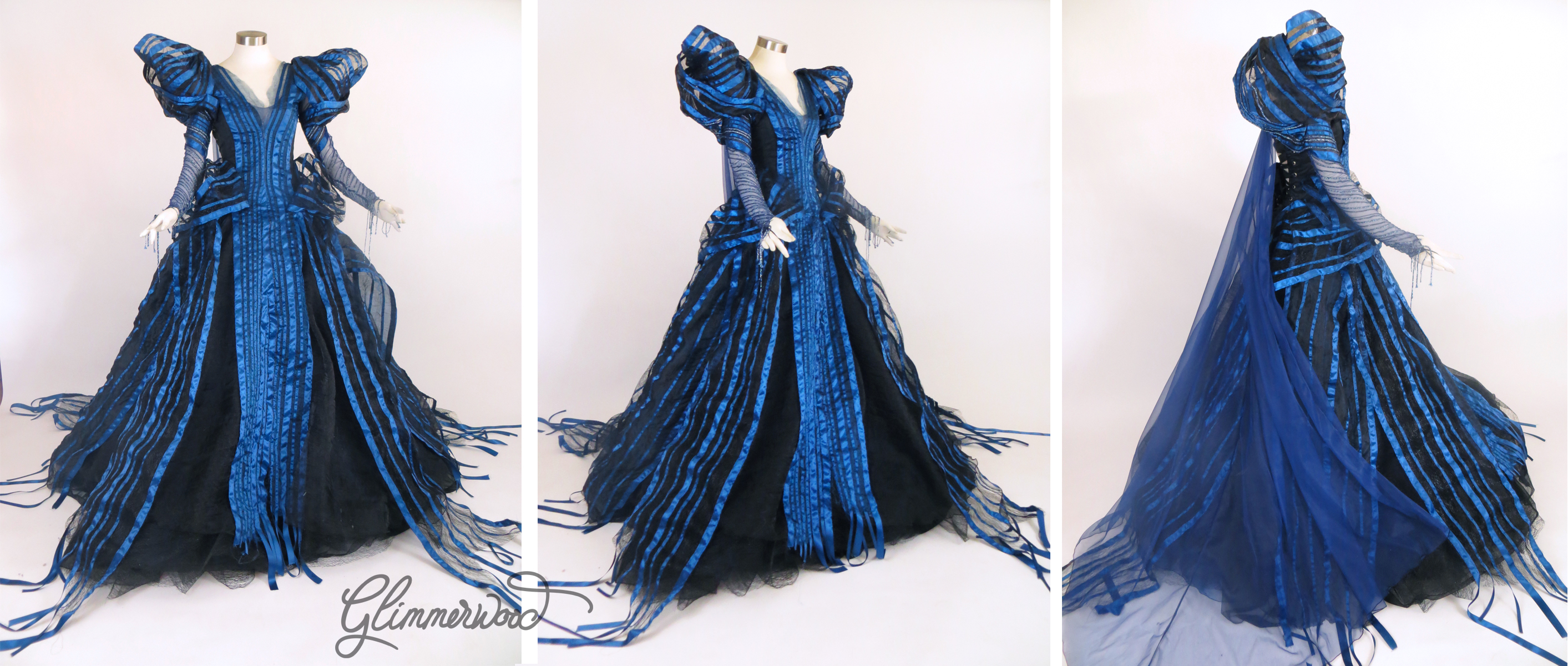 Into the Woods Witch Gown