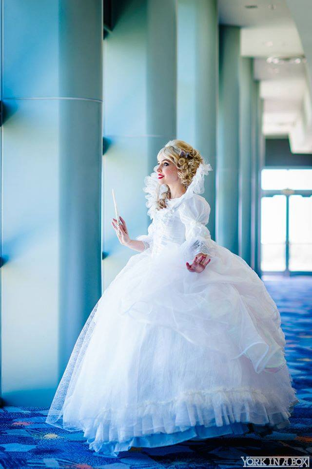 Fairy Godmother Gown