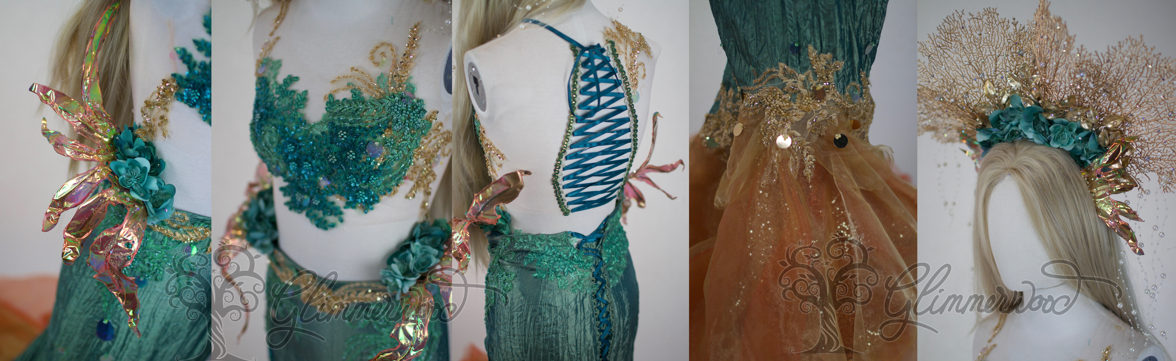 Mermaid Morganna Details