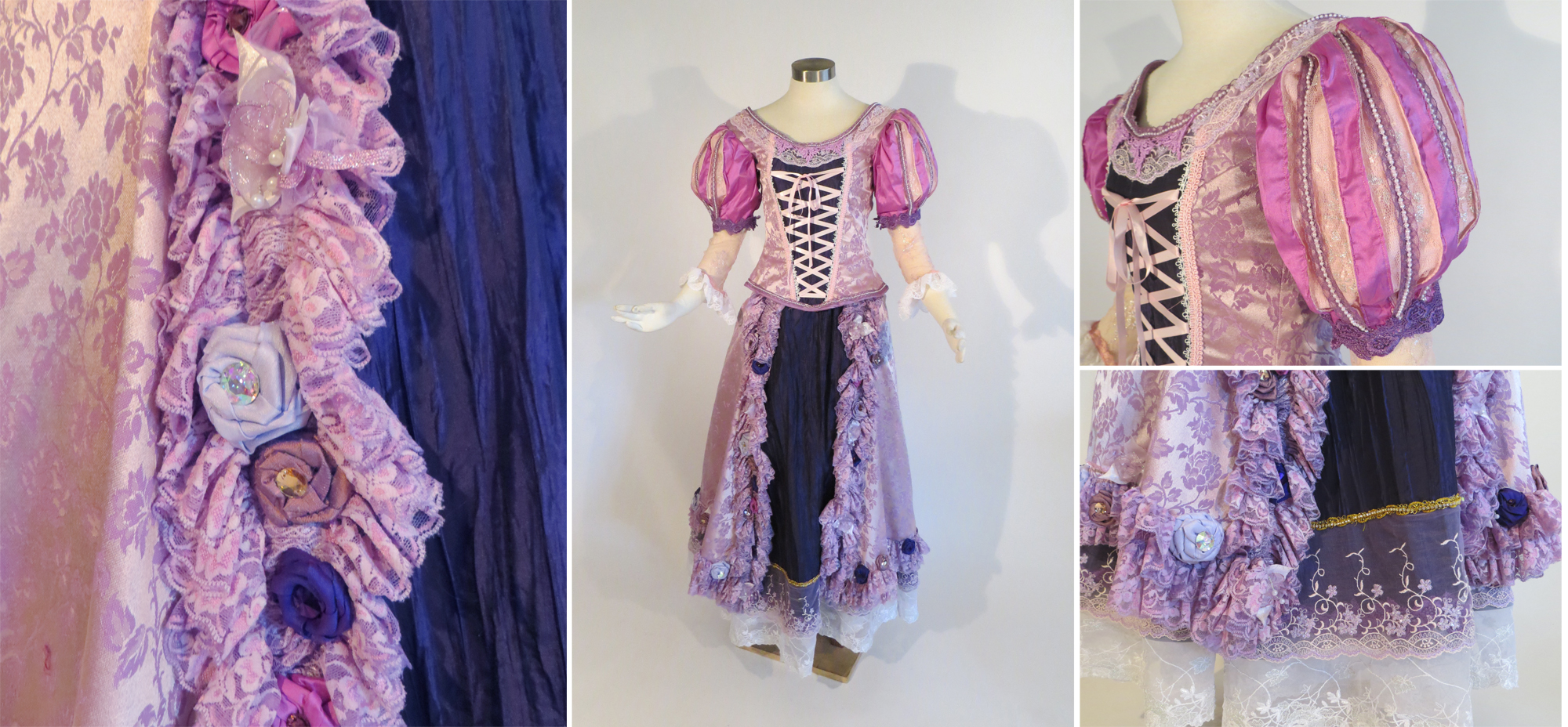 Designer Rapunzel