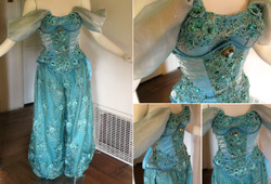 Jasmine Costume with Corset