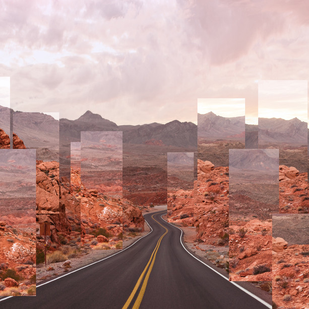 'Road of Mirrors'
