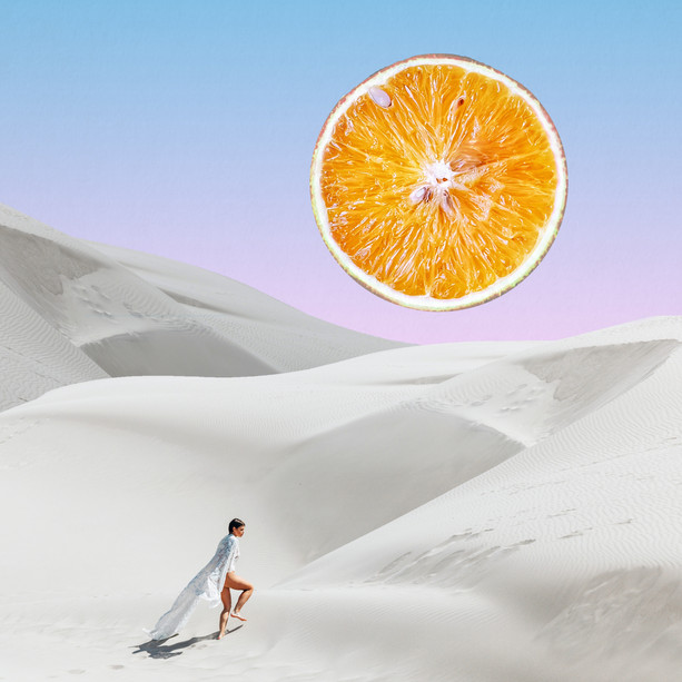 'Orange Sunset'