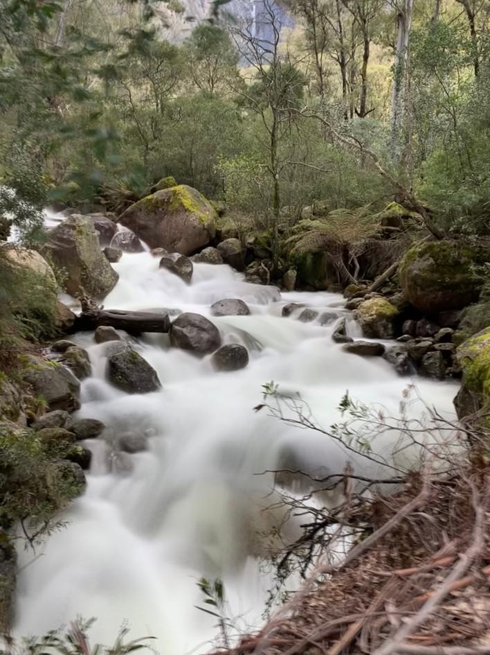 Yackandandah Creek