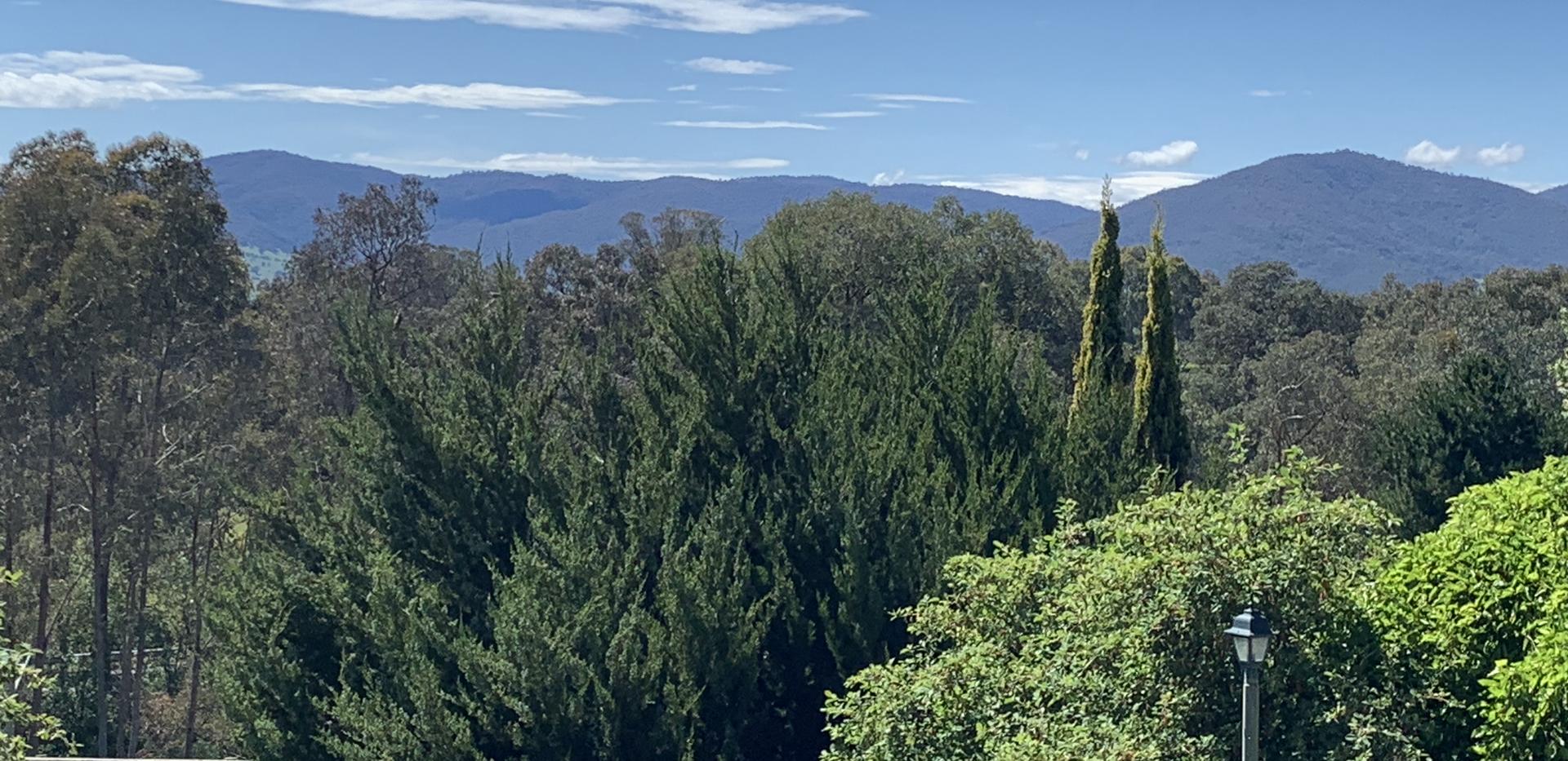 Splendid rural views