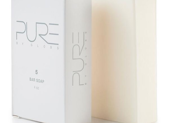 Pure by Gloss Body Bar – Luxurious Cleansing, Purifying & Moisturizing Bar Soap