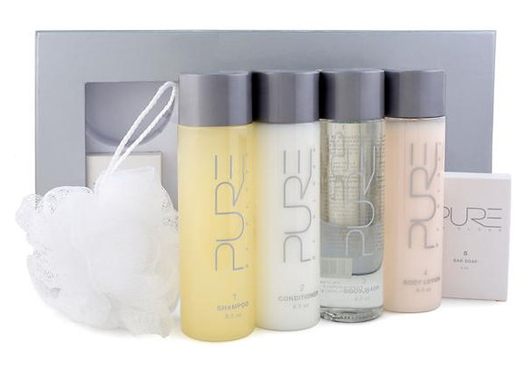 Pure by Gloss Gift Set – 6-Piece Luxury Collection