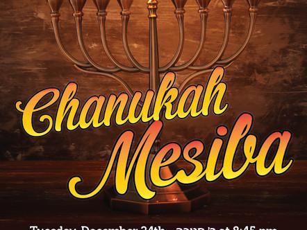 Chanukah Mesiba