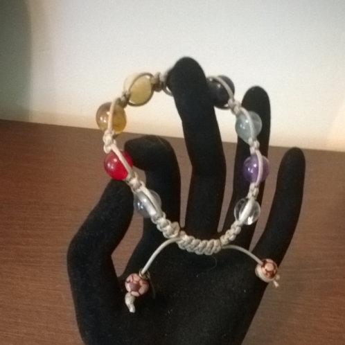 Shamballa Chakra Healing Bracelet