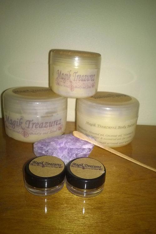 Magik Treazurez Sweet Almond Body Butter