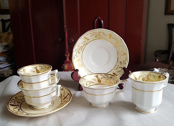 Tea and coffee cups