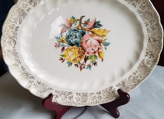 Serving platter 2
