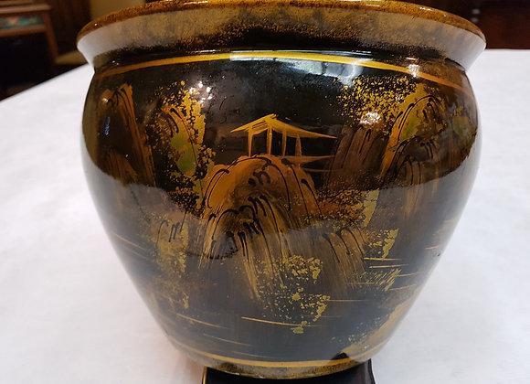 Ornate Porcelain Urn