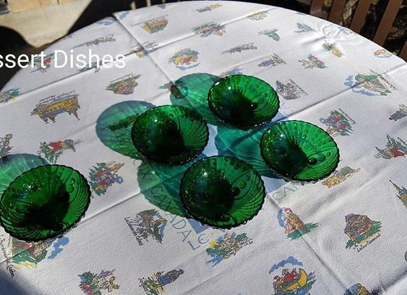 Dessert Dishes