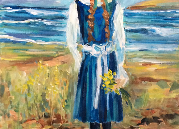 Anne of Green Gables Looking into the Future