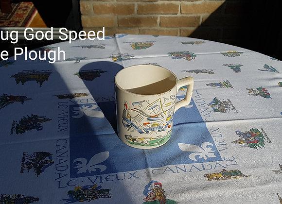 Mug: God Speed The Plough