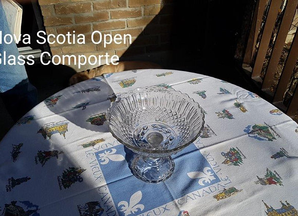 Nova Scotia Open Glass Comporte