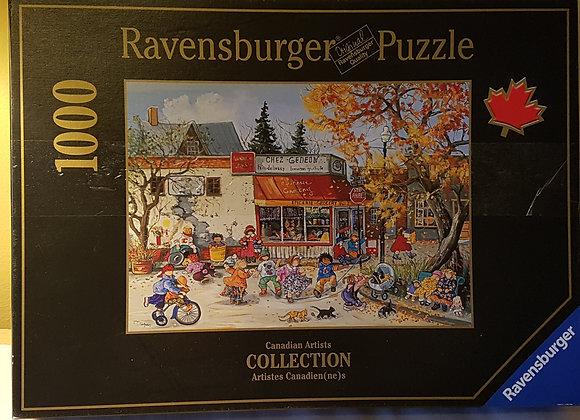 Ravensburger Puzzle 1000 pieces 2: Chez Gedeon