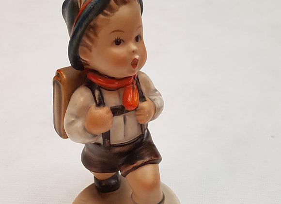 Hummel Figurine Happy Wanderer